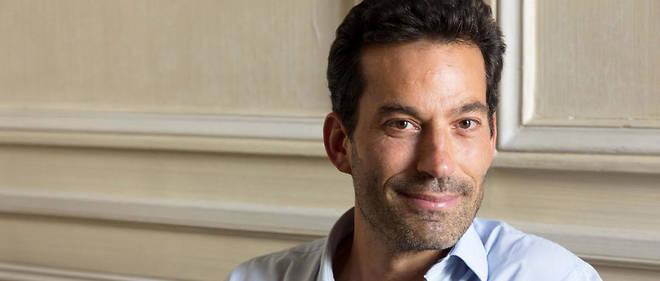 Romain Graziani, professeur en études chinoises à l'École normale supérieure de Lyon.© Francesca Mantovani/Gallimard/Opale.