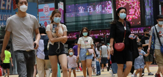 Social-distancing rules in Hong Kong are to be extended for two more weeks. Photo: May Tse