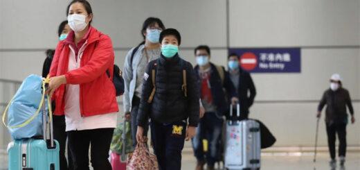 Travellers at the immigration facilities at the Hong Kong-Zhuhai-Macau Bridge. © Winson Wong