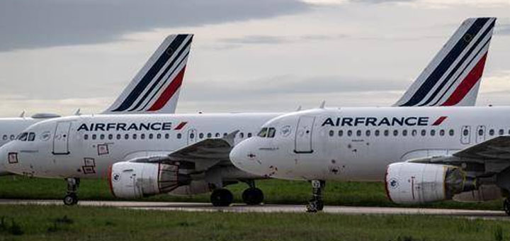 Air France © Quotidien du Peuple