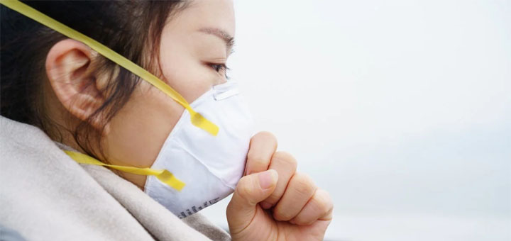 N95 masks are needed amid the coronavirus pandemic to protect medical and other personnel. © Getty Images