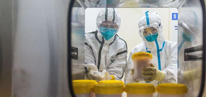 Le laboratoire Sinovac Biotech a annoncé récemment un partenariat avec l'institut Butantan de São Paulo pour mener son essai de phase III au Brésil. © Chine Nouvelle / SIPA.
