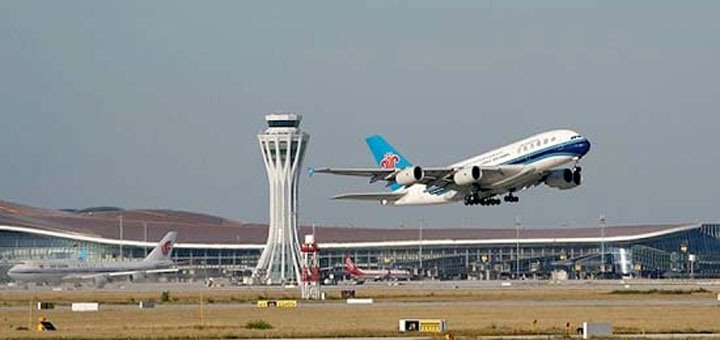 La Chine va autoriser davantage de vols internationaux. © Xinhua