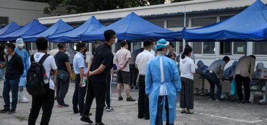 Pékin a annoncé mardi 7 juillet zéro nouveau malade du Covid-19 sur les 24 dernières heures dans la capitale chinoise, une première depuis un rebond épidémique le mois dernier. © afp.com/GREG BAKER