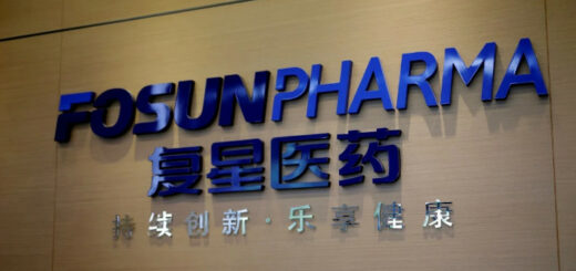 Fosun Pharma and its partner BioNTech are conducting a coronavirus vaccine trial in China. © Reuters