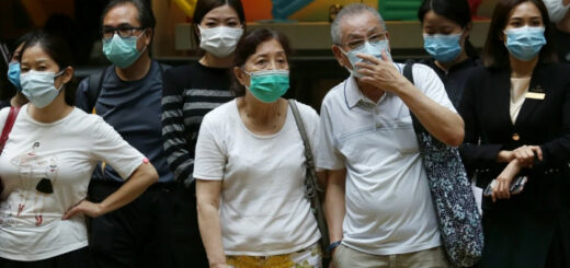 The mass testing is targeted at almost everyone in Hong Kong with an identity card, though those with certain illness and young children are not suitable. © Jonathan Wong