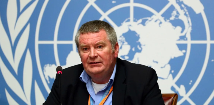 World Health Organisation executive director Mike Ryan has told a press conference the agency is still putting together its coronavirus investigation team. © Reuters