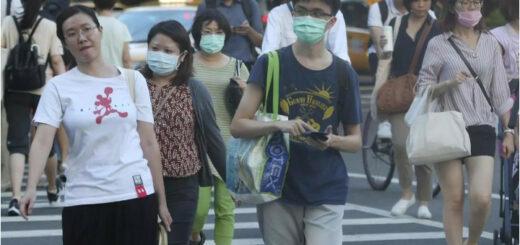 Toute une partie de l'économie taïwanaise est impactée par la fermeture des frontières. © AP Photo/Chiang Ying-ying