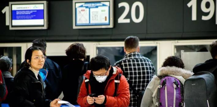 Des milliers d'expatriés français ne peuvent plus quitter la Chine ou y revenir. (AFP)