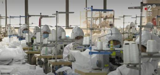 capture d'écran du reportage « hine : le pays consomme de nouveau, les exportations bondissent » © France 2 / France Télévision
