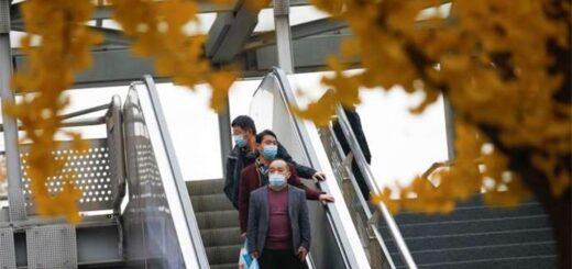 A Pékin, le 16 novembre 2020. © TINGSHU WANG / REUTERS