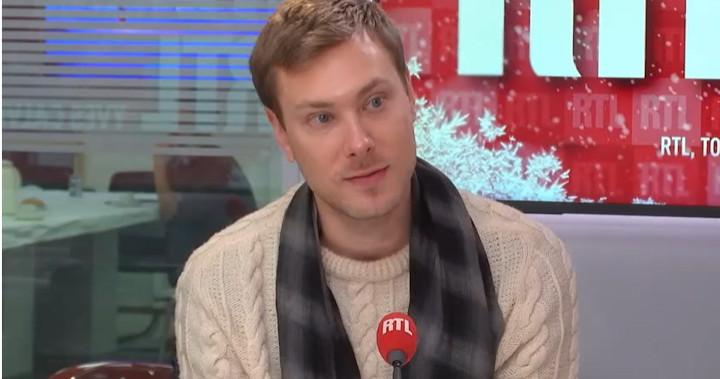 Antoine Bondaz, capture de l'écran de l'émission 6 Minutes pour Trancher © RTL