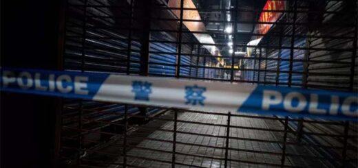Le marché de fruits de mer de Wuhan, dans la province de Hubei, a été entièrement désinfecté début janvier. NOEL CELIS / AFP