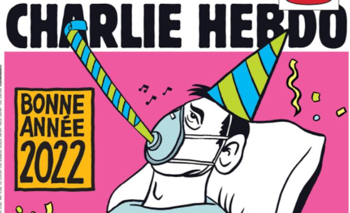couverture de l'édition 1484 de du journal © Charlie Hebdo