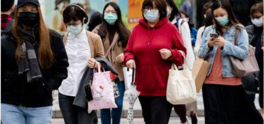 Les mesures d'hygiène personnelle promues à Taiwan pour prévenir la propagation du Covid-19 ont aussi eu pour effet de réduire les infections grippales et à entérovirus, selon le CDC de Taiwan. © Chin Hung-hao / MOFA