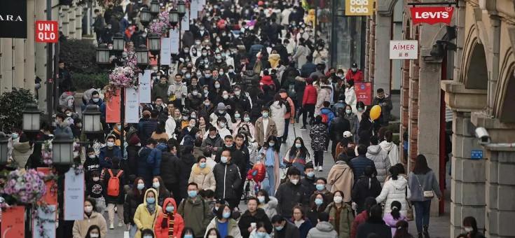 Une mission de l'OMS doit pouvoir se rendre à Wuhan en Chine à partir du 14 janvier. © Noel Celis AFP/File
