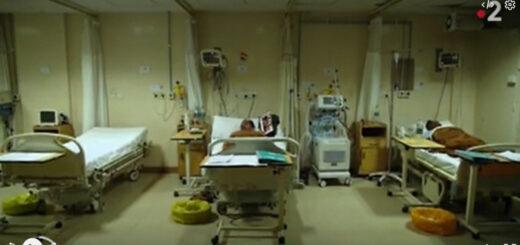 """Capture d'écran du reportage """"Covid-19 : les habitants de New Delhi ont-ils développé une immunité collective ?"""" © France 2 / France Télévision"""