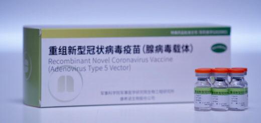 重组新冠疫苗(腺病毒载体)上市注册申请获得国家药品监督管理局附条件批准。© 环球网 https://china.huanqiu.com/