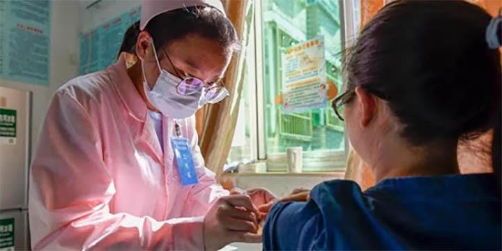La Chine accordera des facilités aux demandeurs de visa qui se feront inoculer le vaccin chinois © le Quotidien du Peuple
