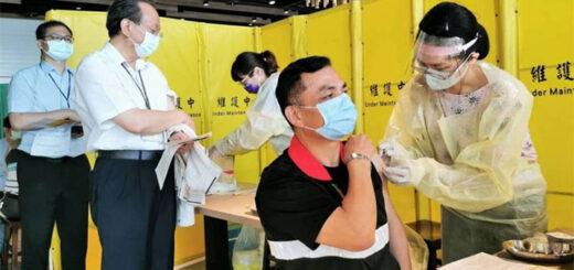 La TFDA a accordé fin avril une autorisation d'utilisation d'urgence au vaccin de Moderna contre le Covid-19. © CNA