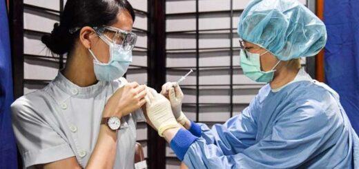 La campagne de vaccination contre le Covid-19 à Taiwan va être étendue à partir du 15 juin à l'ensemble des six premières catégories prioritaires, dont les personnes âgées d'au moins 75 ans. CNA