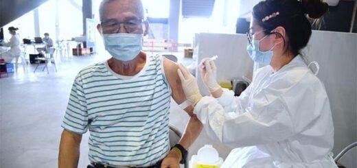 Le 1er juillet, la vaccination gratuite contre le Covid-19 à Taiwan va être étendue à de nouvelles catégories, dont les plus de 65 ans. © CNA