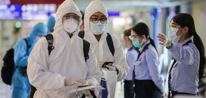 Malgré le retour au niveau 2 d'alerte épidémique le 27 juillet à Taiwan, l'entrée sur le territoire national reste limitée aux ressortissants taïwanais et aux étrangers détenteurs d'un ARC valide. © China Times