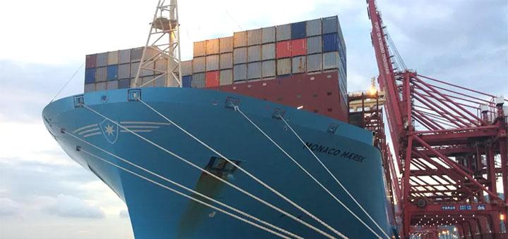 Le coût du transport d'un conteneur a été multiplié par 10 depuis le début de la crise sanitaire. © Flickr / International Maritime Organization, CC BY-SA