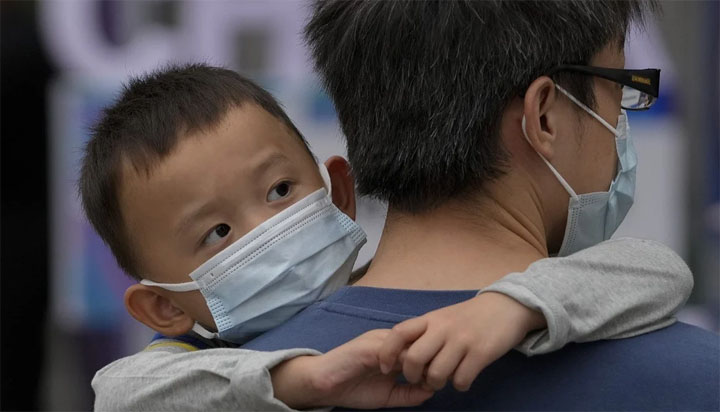 Mass testing has been ordered in China's southeastern province of Fujian to control a Covid-19 outbreak. @ AP