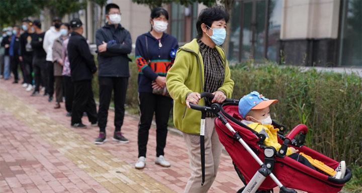 @ Xinhua/Wang Jianwei